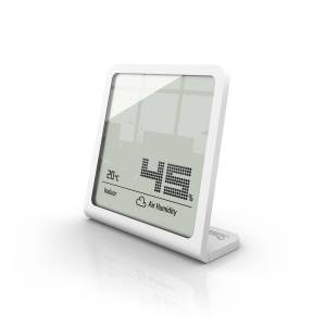 Stadler Form Selina Hygrometer & Thermometer (Weiss)
