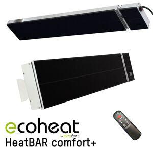 ecoheat HeatBAR comfort+ Heizstrahler 2600 Watt