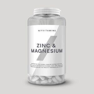 Myvitamins Zink & Magnesium - 270Kapseln