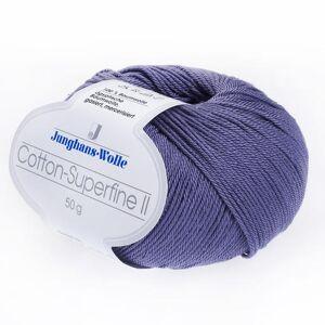 Junghans-Wolle Cotton-Superfine II von Junghans-Wolle, Lavendel