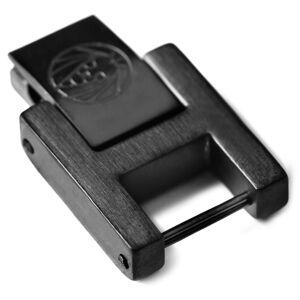 Lucleon Schwarze Stahlglieder für Roy Armband Verschlüsse