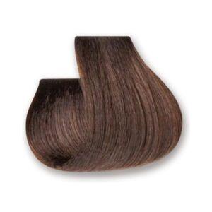 PREVIA Permanent Colour Haarfarbe 5.0 Hellbraun, Tube 100 ml