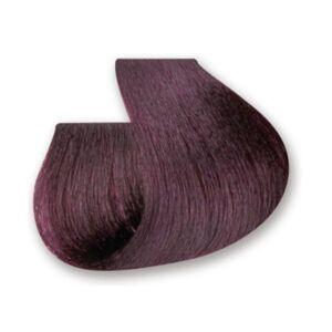 PREVIA Permanent Colour Haarfarbe 5.22 Hellbraun Violett Intensiv, Tube 100 ml
