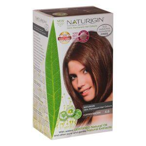 Naturigin Permanent Hair Color Cream Set 4.6 Copper Brown