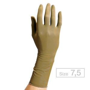 Matador Latex-Schutzhandschuhe Größe M, Pro Packung 2 Stück