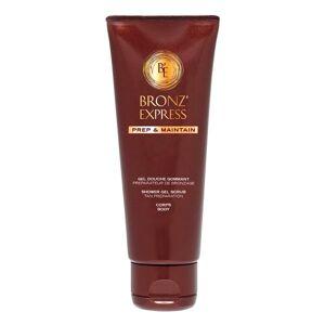 Académie Bronz'Express Prep & Maintain Shower Gel Scrub 200 ml