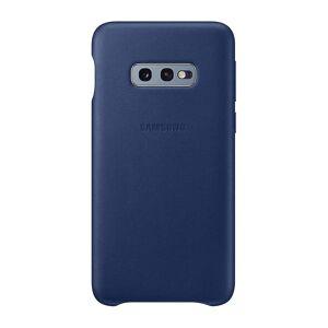 Samsung Leather Cover Navy für Samsung Galaxy S10e G970F EF-VG970L ...