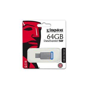 Kingston DataTraveler 50 USB-Speicherstick 3.0 mit 64GB