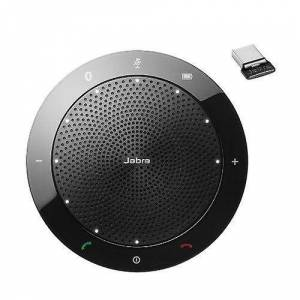 Jabra GN Speak 510 Speaker Phone MS Link 370 Adapter Black 7510-309