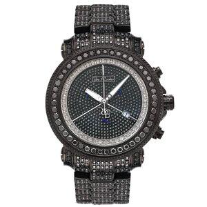 Joe Rodeo diamante orologio - JUNIOR nero 27 ctw