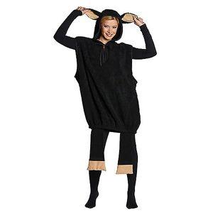 Rubies Pecora nera unisex pecore costume costume animale agnello pecora tu...