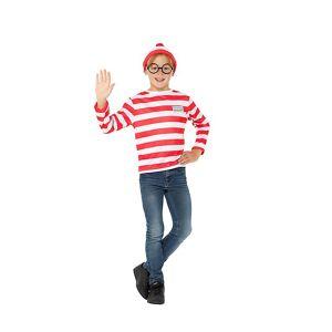Smiffy's Where's Wally? Where's Wally? Children costume Carnival Carnival