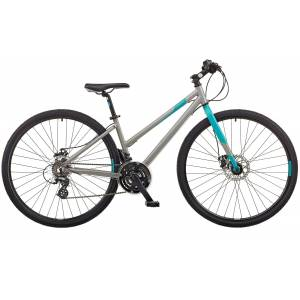 Viking Urban-S Dames 700c Roue 21sp Aluminium Trekking Bike