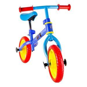 PAW PATROL Metall Laufrad mit verstellbarer Lenker und Sattel-rot/blau