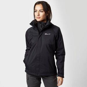 Berghaus New Berghaus Women's Calisto Delta 3 In 1 Jacket Black 16
