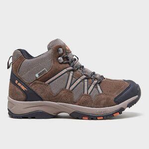 Hi-Tec Nouveau Hi-Tec Hommes Dexter Mid Waterproof Hiking Boots Brown