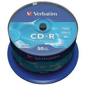 Verbatim CDs, 50er Pack