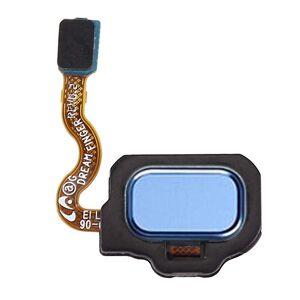 gsmschermkapot Für Samsung S8/S8 Plus Home Button-Blau
