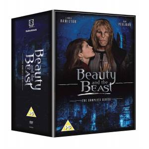 Beauty and the Beast Bella e la bestia - la serie completa [DVD] [1987]