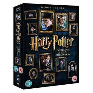 Harry Potter - collezione completa di film-8 [2016] DVD Box Set