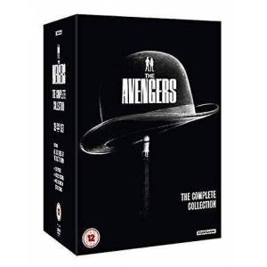 ITV The Avengers - Complete Collection DVD Box Set