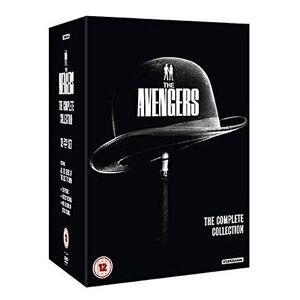 ITV Les Vengeurs - Complete Collection DVD Box Set