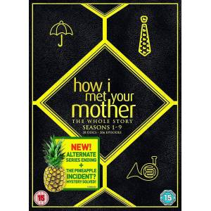 20th Century Fox How I Met Your Mother: The Whole Story Season 1-9 ...