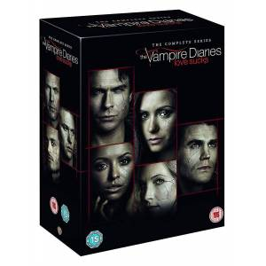 The Vampire Diaries : The Complete Series [DVD] [2017]