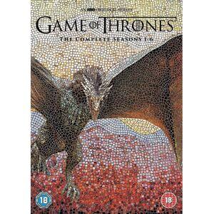 HBO Game of Thrones - Saison 1-6 [DVD]