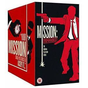 Paramount Mission Impossible - Series 1-7 Complete DVD Box Set