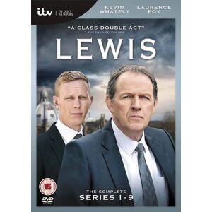 Lewis - Series 1-9 DVD Box Set 2015 ITV
