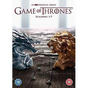 HBO Game of Thrones - Saison 1-7, DVD, 2017