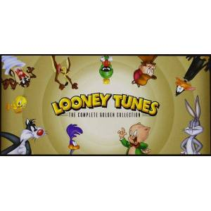 Looney Tunes - The Complete Golden Collection (Volumes 1-6) [DVD] [...