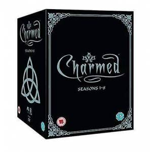 Paramount Charmed - complet saisons 1-8 DVD Box Set