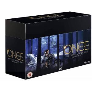 Once Upon A Time komplette Staffeln 1-7-Box-Set [DVD] [2018]