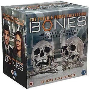 20th Century Fox Bones - Seasons 1-12 DVD Box Set