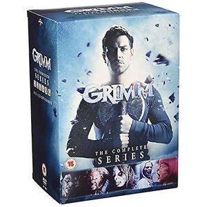 Universal Grimm: Die komplette Serie DVD-Box-Set