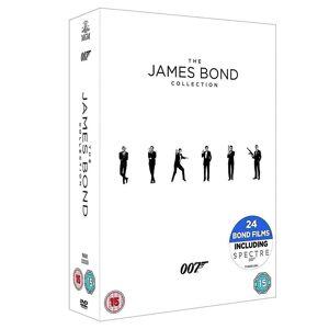 James Bond Le James Bond Collection 1-24 [2017] DVD Box Set