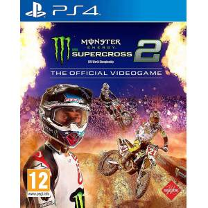 PQube Monster Energy Supercross Das offizielle Videospiel 2 PS4