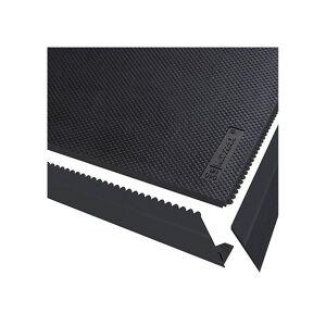 Bodenplatten-Stecksystem, schwarz LxBxH 910 x 910 x 13 mm Naturgummi