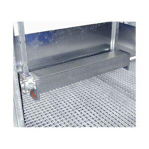 Elektro-Heizung für Außenbreite 6075 mm ex-geschützt T3, Mehrpreis