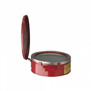 Justrite Tränkbehälter Stahlblech, verzinkt und lackiert Inhalt 2 l