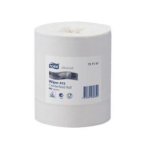 Papierrolle VE 6 Stk Tissue hochweiß, C.T.T. Qualität, 1-lagig, unperforiert