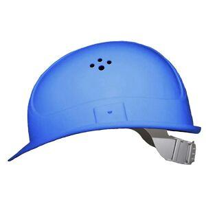 VOSS HELME 4-Punkt-Schutzhelm Polyethylen blau