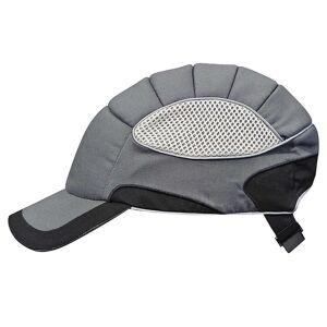Anstoßkappe mit ABS-Schale Textilbezug anthrazit