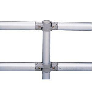 Geländersystem Querrohr Ø 60 mm verzinkt, Länge 2000 mm