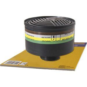 Leipold Doehle PANAREA Eurfilter ABEK2 schwarz Kombifilter für Vollsichtmaske