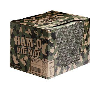 PIG HAM-O® Universal-Bindevlies-Matte universale Ausführung, im Spenderkarton, grün BxL 410 x 510 mm, VE à 100 Stk