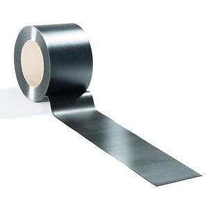 QUIPO Schweißerschutz-Lamelle Länge 50 m, Rolle dunkelgrün