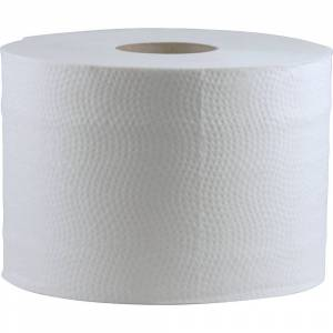 CWS Toilettenpapier Maxi 100, Recycling, 2-lagig, hochweiß VE à 24 Rollen